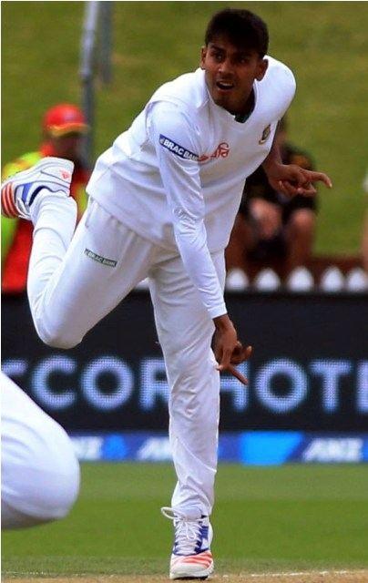 Mehedi Hasan Bowling