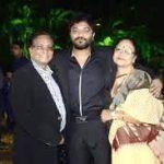 Babul Supriyo Parents