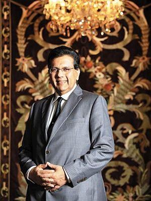 Anand Piramal's Uncle Dilip Piramal