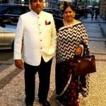 Manish Goel parents