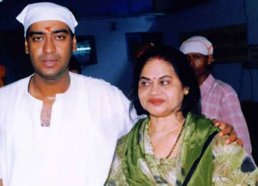 Veena Devgan (Ajay Devgn's Mother) Age, Husband, Family, Biography & More