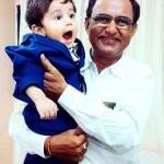 Pratibha Tiwari father and nephew