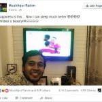 Mushfiqur Rahim Facebook post