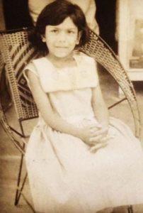 Shilpa Shukla during her childhood