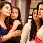 Aayesha Vindhara as young Mishti in TV serial 'Naamkarann' (2017-2018)