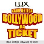 Kaun Jeetega Bollywood Ka Ticket Indian Reality Show