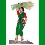 Janata Dal (Secular) Flag