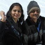 Urmimala Sinha Roy parents