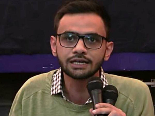 Umar Khalid Age, Height, Controversy, Affairs, Family, Biography & More