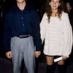 Liam Nesson With His Ex-Girlfriend Julia Roberts