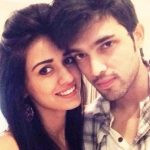 Disha Patani with Ex-boyfriend Parth Samthaan