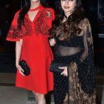 Avantika Dasani with her mother Bhagyashree