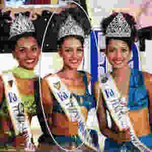 Neha Dhupia won the 'Femina Miss India 2002' title