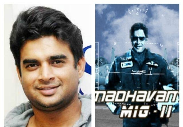 Video game character Madhavan MIG