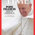 Pope Francis on Cover page of TIME magazine
