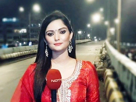 Puja Bharadwaj (News Anchor) Age, Boyfriend, Family, Biography & More