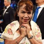 Mother of Manny Pacquiao