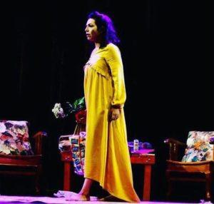 Shilpa Shukla doing theatres