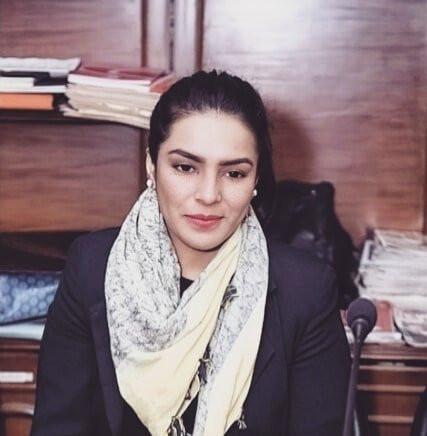 Amber Zaidi