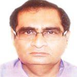 Kuldip Nayar's son Rajiv Nayar
