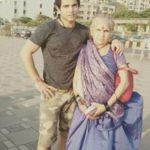 Deepesh Bhan Mother