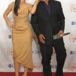 Sandra Bullock with George Lopez