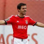 Bernardo Silva playing for Benfica