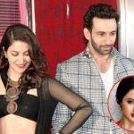 Nandish Sandhu and his alleged girlfriend Ankita Shorey