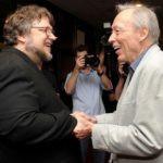 Guillermo del Toro and Dick Smith