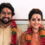 Bhavana Menon with Naveen
