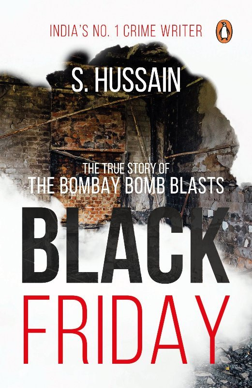 Black Friday Book Cover