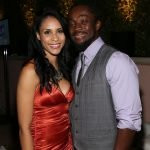 Kofi Kingston with wife Kori