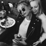 Hailey Baldwin With Her Mother