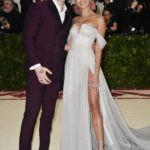 Hailey Baldwin With Her Ex-Boyfriend Shawn Mendes