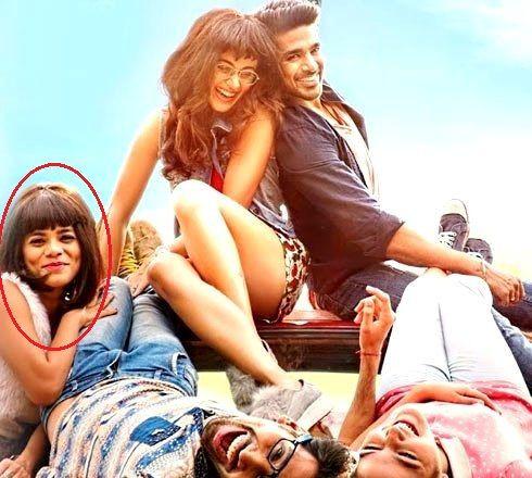 Srishti Shrivastava as Shumi in the film 'Dil Juunglee' (2018)