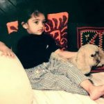 Ashwami Manjrekar- Childhood Picture