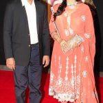 Juhi Chawla with her husband