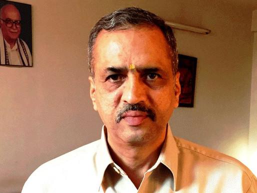 Vishweshwar Hegde Kageri Age, Caste, Wife, Family, Biography & More