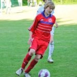 Julian Brandt playing for SC Borgfeld
