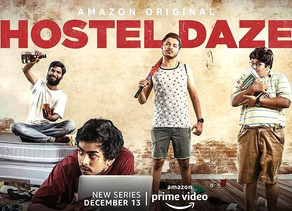 """Amazon Prime Video Hostel Daze"" Actors, Cast & Crew: Roles, Salary"
