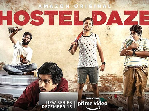 """Amazon Prime Video Hostel Daze"" Actors, Cast & Crew: Roles, Salary"