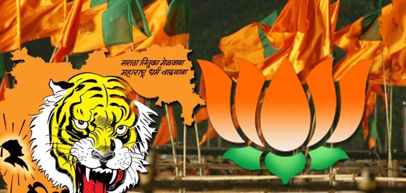 Shiv Sena BJP Alliance