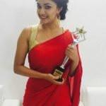 Keerthy Suresh - Edison Award for Best Female Rising Star 2015
