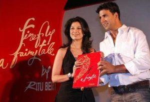 "Ritu Beri on ""Firefly: A Fairytale"" Book Launch"