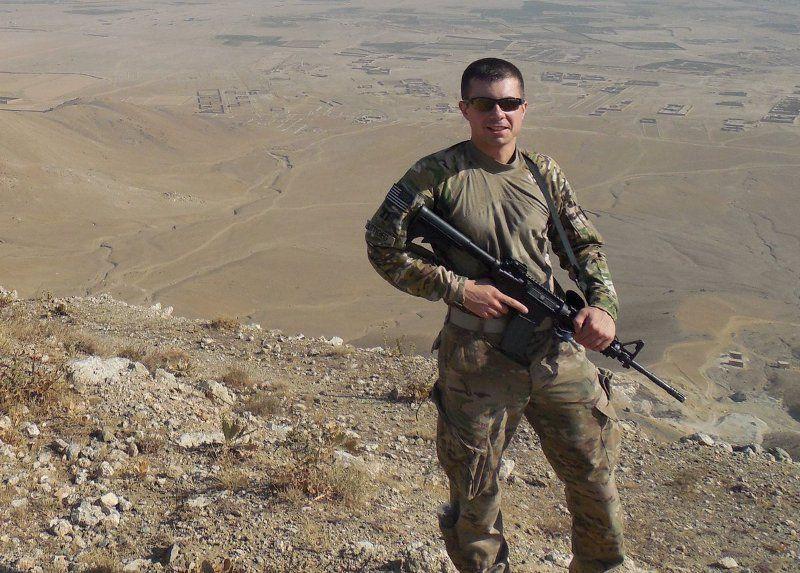 Pete Buttigieg In Afghanistan