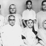 Atal Bihari Vajpayee (standing extreme right) With His Siblings