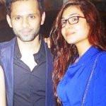 Syesha Kapoor with Rahul Vaidya