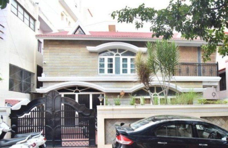 Vijay Duniya's residence
