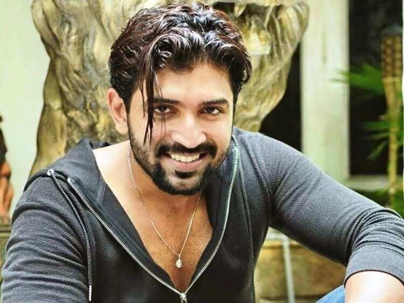 Arun Vijay Image