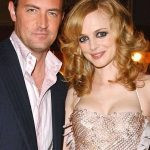 Heather Graham and Mathew Perry